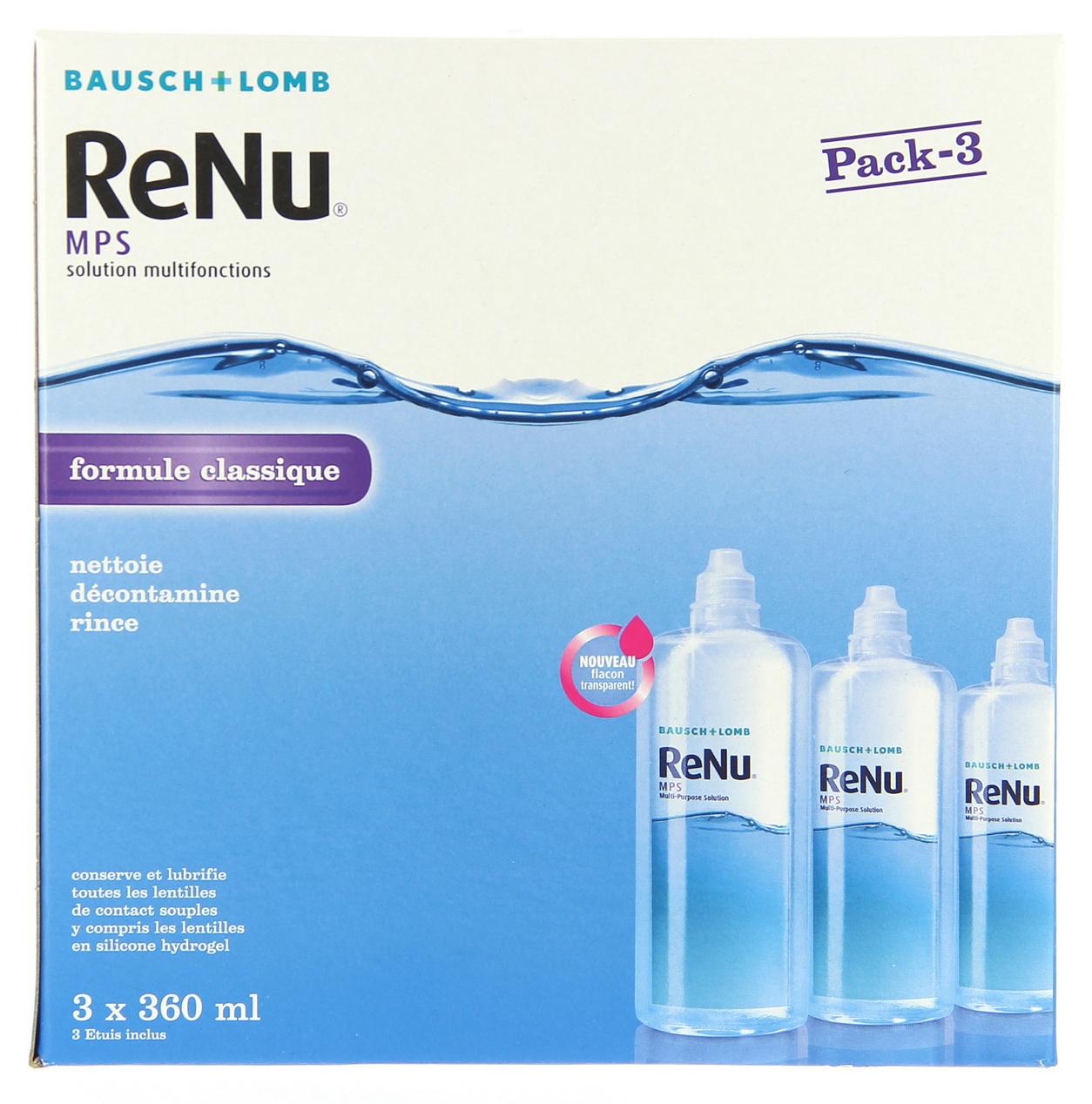 RENU 3x360ml