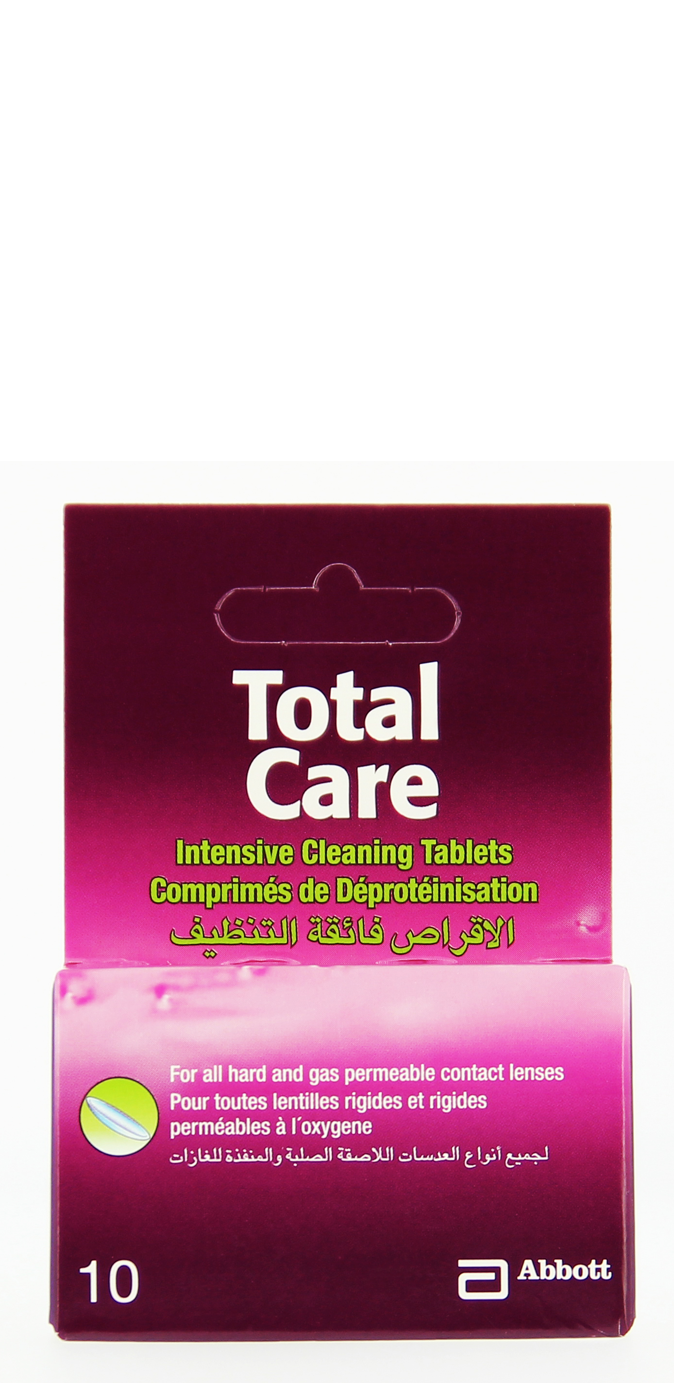TOTALCARE DEPROTEINISATION